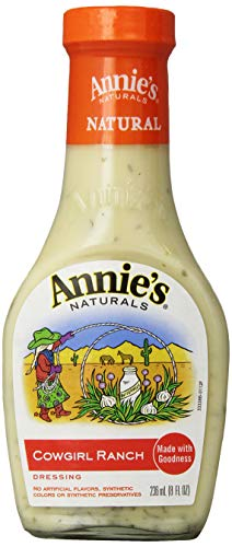 - Annie's Cowgirl Ranch Dressing 8 fl oz Bottle