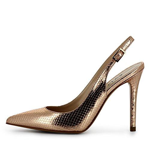 Evita Shoes Alina - Zapatos de vestir de Otra Piel para mujer Rose
