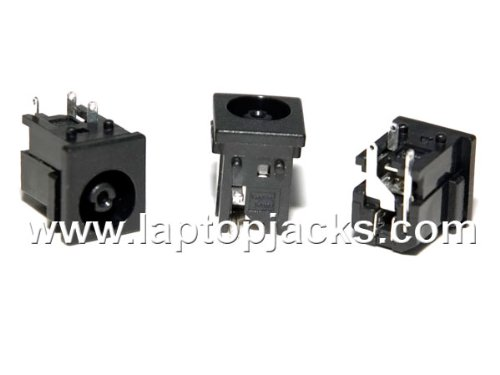 Fujitsu B2130, B2131, S2000, S2010, S2020, S5582, S5586, S6110, S6120 DC Power Jack ()