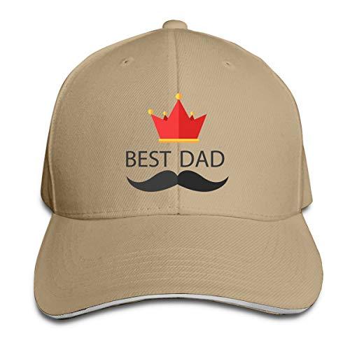 Unisex Clean Up Adjustable Hat, Adult Adjustable Hat Best Dad Cotton Baseball Cap Dad-Hat