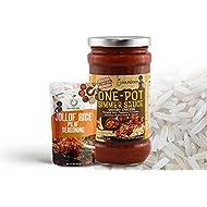 Iya Foods Jollof Rice Meal Kit (Chicken)