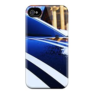 New Style Cases Covers Qpv8417EUlJ Auto Bmw Others Bmw Strawberry On The Hood Compatible With Iphone 6 Plus Protection Cases