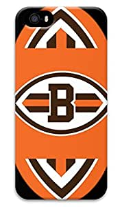 FUNKthing designs for NFL Cleveland Browns iphone 5 cases for girls PC
