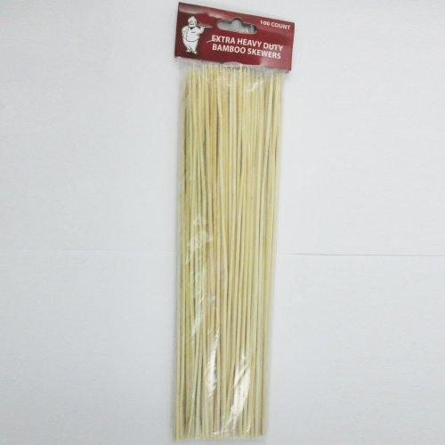 Bamboo Skewers Wooden Sticks Fondue