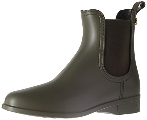 Lemon Jelly Splash, Chelsea Boots Femme, Schwarz Matte Grün (Metal Green Mate)