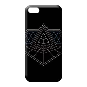 iphone 5 5s Covers cell phone carrying shells series Shock Absorbing daft punk alive