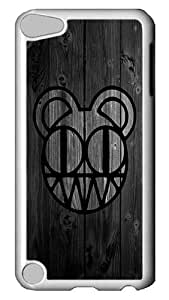 iPod 5 Cases, iPod Touch 5 Cases - Radiohead Over White Plastic Bumper Case Hard Back Cover Case for Apple iPod Touch 5/ iPod 5 , 5th Generation