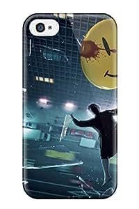 New Premium Flip Case Cover Watchmen Skin Case For Apple Iphone 5/5S Case Cover
