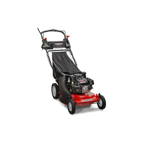 Snapper CP215520HV/7800849 HI VAC 3-N-1 Rear Wheel Drive Variable Speed Commercial Series Lawn Mower with 163cc Honda GXV160 Engine, 21-Inch Deck and 7 Position Height-of-Cut