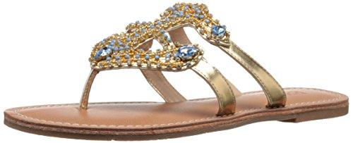 Gold Damen Sandale Dolce Moxy Kleid Ahoi by Mojo tgwgHq0Ux