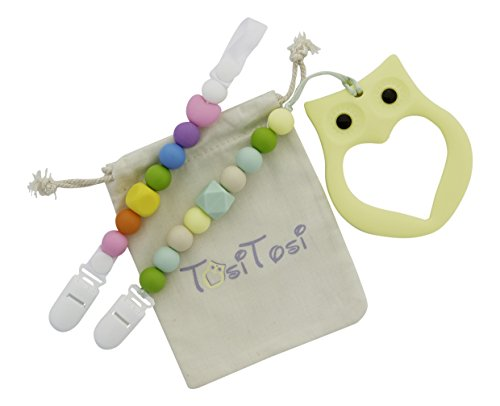 Silicone Baby Soother Teether Pacifier Box - 7