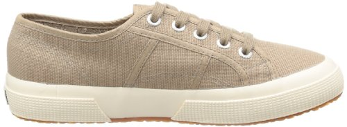Beige Classic Superga Cotu Top 2750 Low Unisex Mushroom Sneaker Sc26 Adults' qwWBH8q1