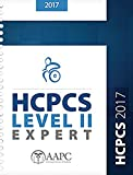 img - for HCPCS Level II Expert Codebook 2017 Edition book / textbook / text book
