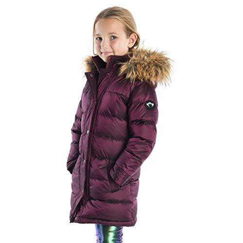 Appaman Kids Girl's Long Down Coat (Toddler/Little Kids/Big Kids)