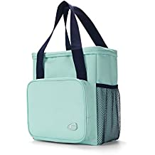 Mofeng 14L Large Insulated Lunch Box Lunch Bag for Men Women Thermal Bento Bag Leakproof Waterproof Cooler Bag for Office School Picnic