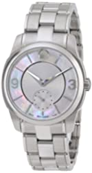 Movado Women's 0606618 Movado Lx Stainless Steel Watch