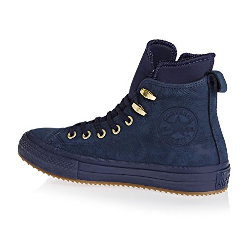 Hi Star Converse Trainers Blue Blue All Waterproof f5wwtA