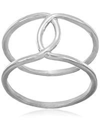 BCBGeneration Minimal Crossover Ring