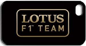iPhone 4/4s hard plastic cases with Lotus F1 Team U130224