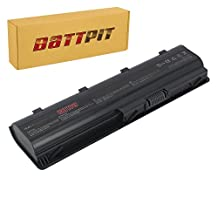 Battpit Laptop / Notebook Battery Replacement for HP MU06 (4400 mAh)