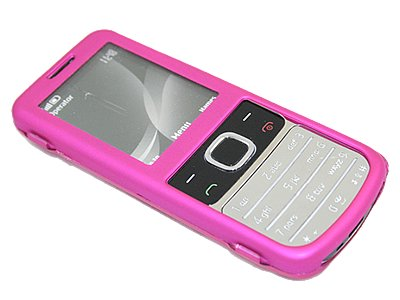 iTALKonline PINK Nokia 6700 Classic Hybrid Armour Hard Tough Shell Clip On Case Skin Cover