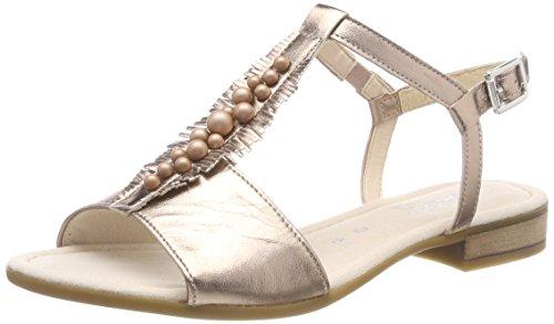 outlet deals Gabor Women's Comfort Sport Ankle Strap Sandals Multicolour (Rame Rame 94) cheap fashion Style sale best prices cheap sale big discount WyA0GhpdzD