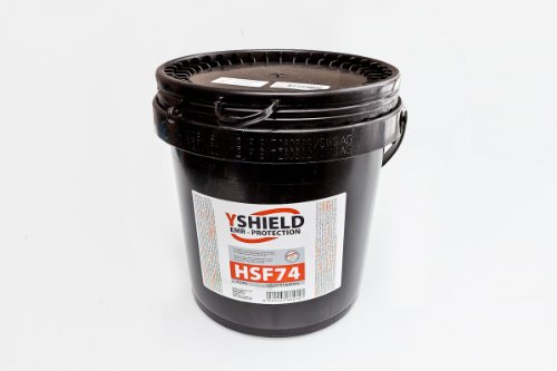 EMR Shielding Solutions EMF Shielding Paint YShield HSF74 5 Liter by HSF74 5L