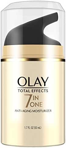 Olay Total Effects Daily Moisturizer by Olay for Women 1.7 Fl Oz