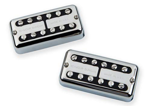 Seymour Duncan Psyclone Hot Filter Tron Pickup Set, Nickel