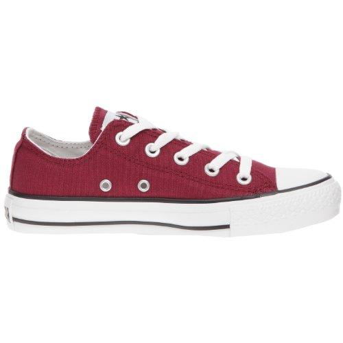 Converse - Zapatillas de tela unisex Rojo