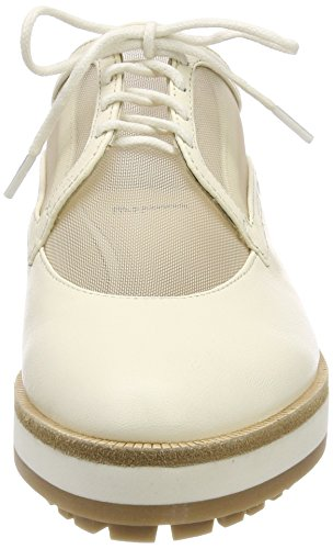 Jil Sander Women's Iconic Derbys White (White Transparent 120) outlet Inexpensive clearance clearance 1xdL4TZev