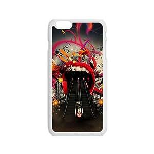 Music Loudspeaker Box Custom Protective Hard Phone Cae For Iphone 6