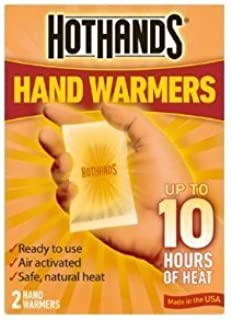 product image for HeatMax Hot Hands-2 Hand Warmers - 20 Pair Box