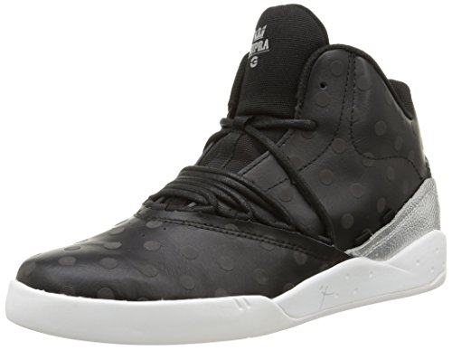 Supra Estaban Sneaker Black/Black/White qAj8dS