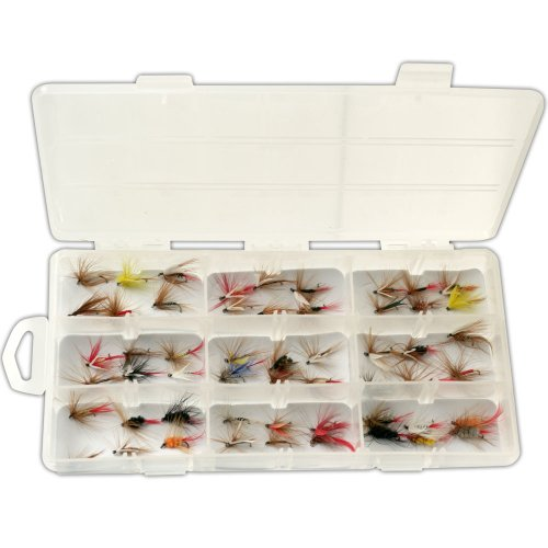 Silver Lake Fishing Flies Assortment by Silver Lake