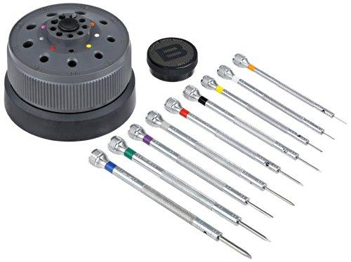 Bergeon 55-613 Nine Screwdriver Set Watch Repair Kit by Bergeon (Image #1)