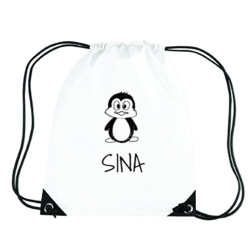 JOllipets SINA Turnbeutel Sport Tasche PGYM5927 Design: Pinguin