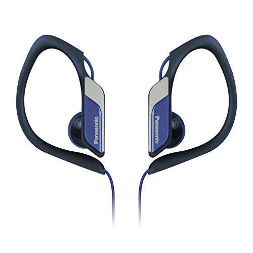 Panasonic RP-HS34E-A BLUE Sport Headphones RPHS34 (Panasonic Headphone Blue)
