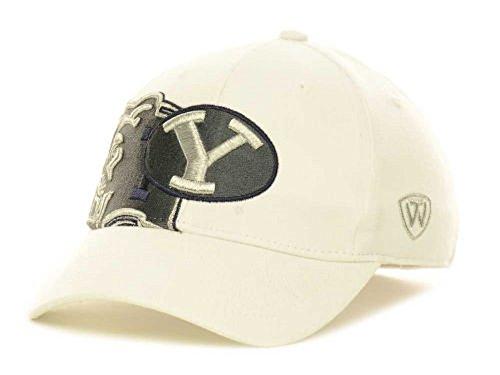 Mens NCAA Molten Baseball Cap-OSFM (Brigham Young University Cougars)