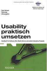Usability praktisch umsetzen. Paperback