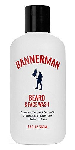 Bannerman Beard Face Wash ANTIOXIDANTS product image