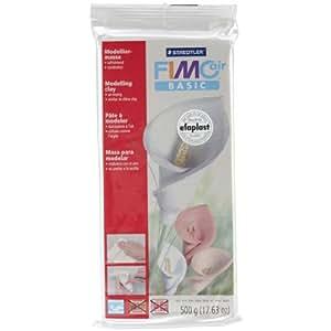 Fimo Air-Dry Clay 17.63 Ounces-White