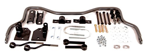 Hellwig 7745 Rear Sway Bar Kit for Chevy Colorado/GMC Canyon 2WD/4WD ()