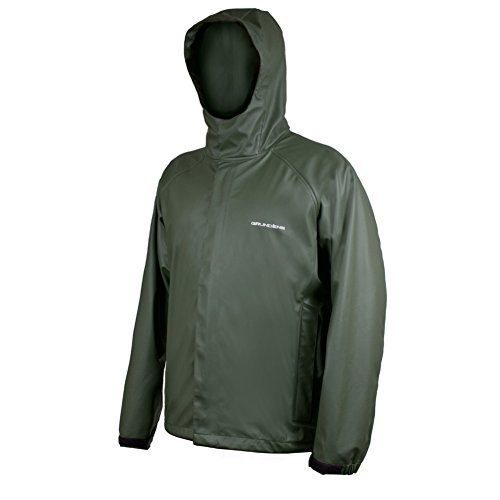 Grundens Neptune 319 Hooded Jacket - Green - XL from Grundens
