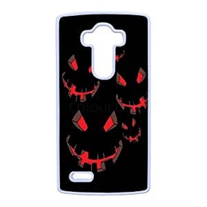 DIY HALLOWEEN Theme Phone Case Fit To LG G4 , A Good Gift To Your Family And Friends