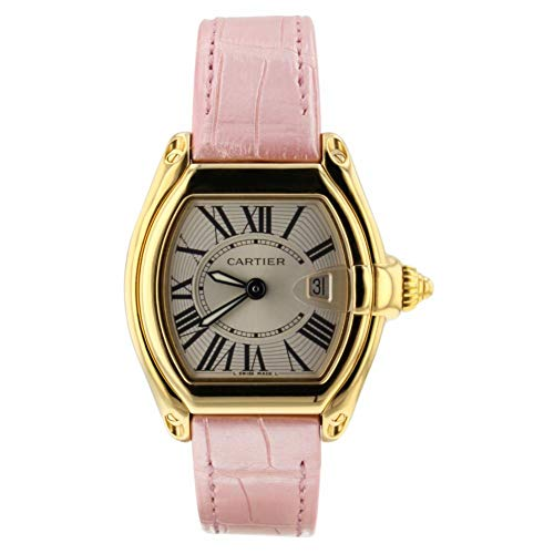 (Cartier Roadster Quartz Female Watch 2676 (Certified Pre-Owned) )