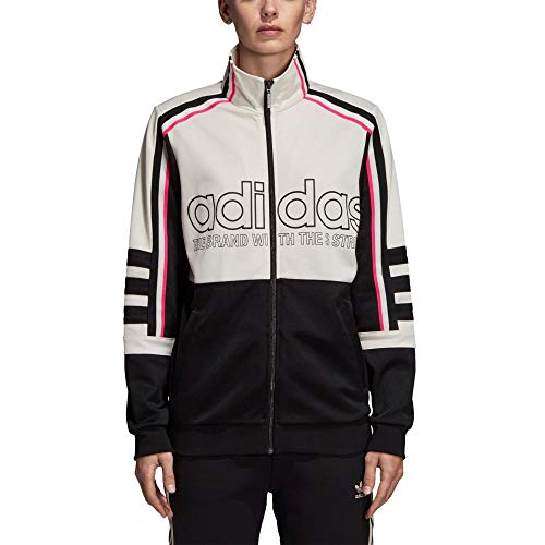 Tuta Donna Giacca nero Track Adidas Cbianco BE4wPqfxf
