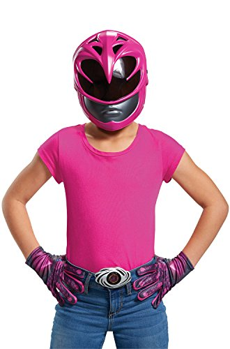 Pink Power Ranger Movie Child Accessory Kit ()