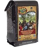 院长的豆类有机咖啡公司,意大利浓咖啡天然水处理溃疡,地面,16盎司包(有机,公平贸易和犹太洁食)