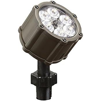 Kichler Lighting 15752AZT LED Accent Light 9 Light Low Voltage 35